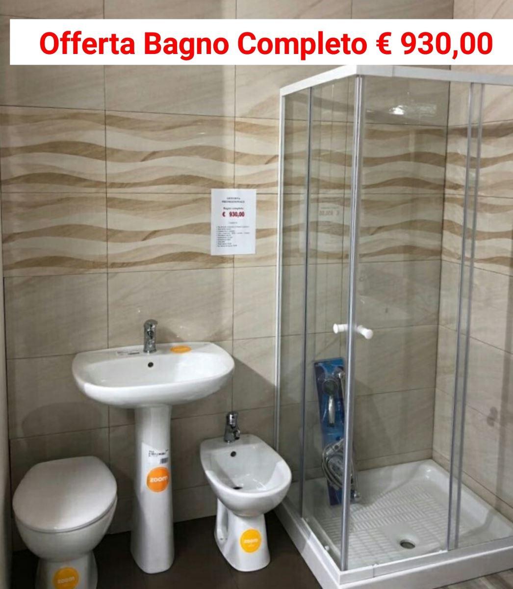 Offerta Bagno Completo € 930,00 | Arredo Bagno Nicolò